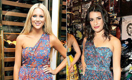 Fashion Face-Off: Stephanie Pratt vs. Lea Michele
