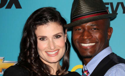 Taye Diggs, Idina Menzel Welcome First Child!