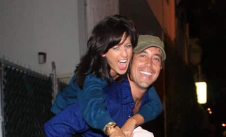 Jillian Harris Riding Ed Swiderski
