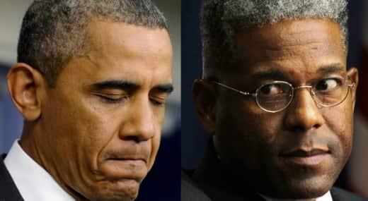 West, Obama