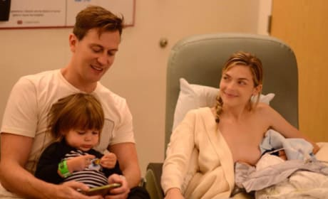 Jaime King Baby Photo