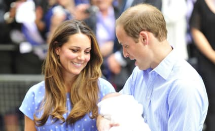 Prince George Christening Date: Announced!