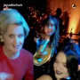 Katy Perry as Hillary Clinton with Kendall Jenner