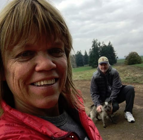 Amy Roloff, Chris Marek Exercise Together