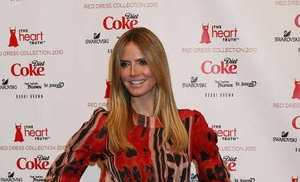 Heidi Klum: Pregnant Again!