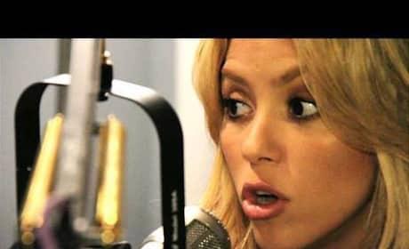 Shakira Speaks Out