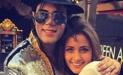 Paris Jackson Hangs With Michael Jackson Impersonator, Shows Off New Red Hair on Instagram!