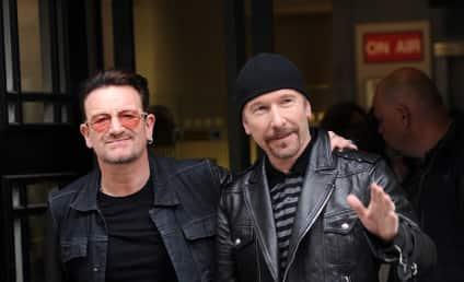 Bono Apologizes for Automatically Downloaded U2 Album: Our Bad!
