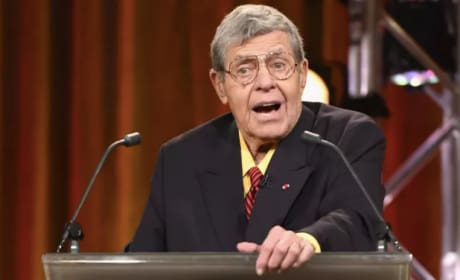 Jerry Lewis: Mourned and Remembered by Stars Everywhere