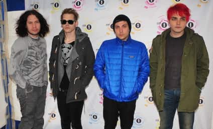 Rock Band Splits: My Chemical Romance Says Goodbye