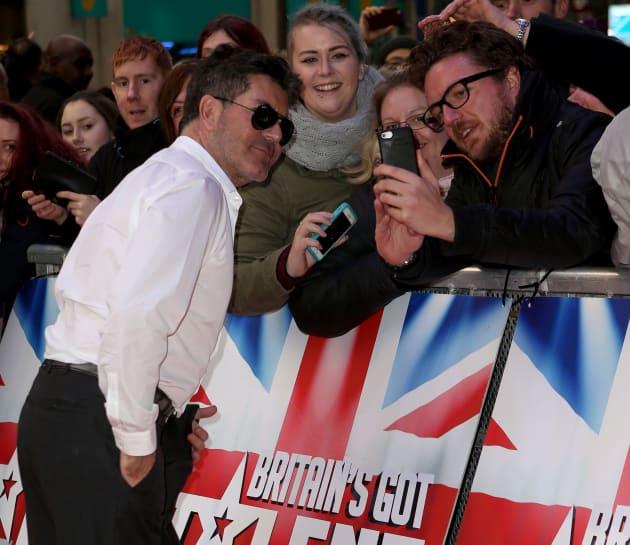 Simon Cowell: Britain's Got Talent Auditions