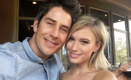 Arie Luyendyk Jr. and Sydney Stempfley