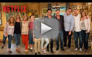 Fuller House Teaser: Go Behind the Scenes!