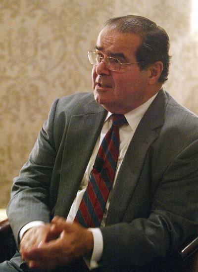 Antonin Scalia Photo