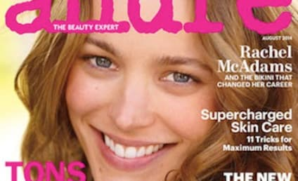 Rachel McAdams: No Makeup on Allure Cover!