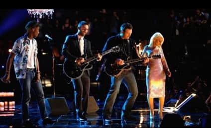 The Voice Coaches Honor B.B. King in Epic Finale Performance!