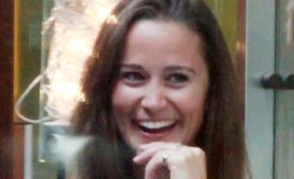 Spotted: Pippa Middleton and George Percy!