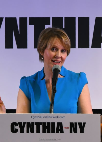 "Cynthia Nixon Dismissed as ""Unqualified Lesbian"" by Idiot Politician"