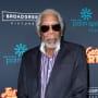 Morgan Freeman on a Red Carpet