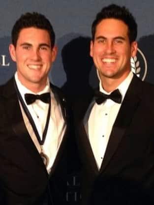 Aaron and Josh Murray