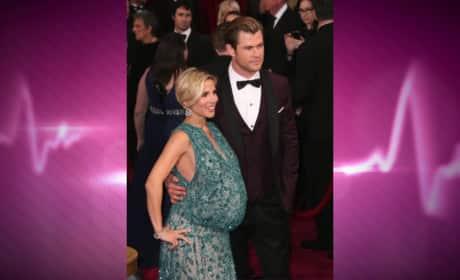 Chris Hemsworth, Elsa Pataky Welcome Twins