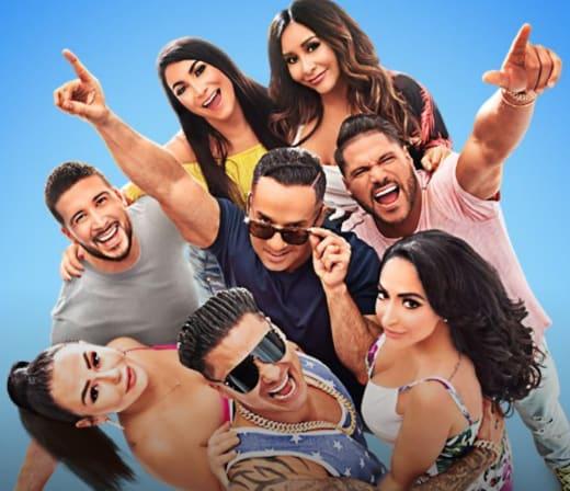 Jersey Shore Cast 2020