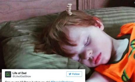 Fathers Take #CheerioChallenge, Crack Up the Internet