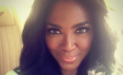 Kenya Moore: FIRED Because She Won't Give Birth on Camera?!