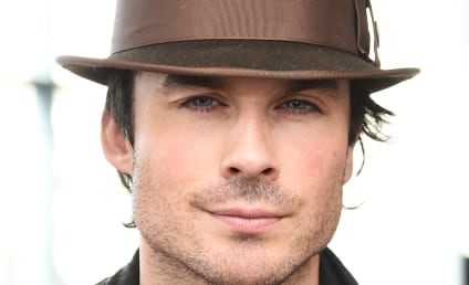 15 Reasons Ian Somerhalder May Be Causing a Drought