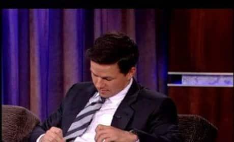 Mark Wahlberg on Jimmy Kimmel