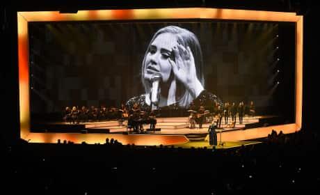 Adele Live In Phoenix, Arizona