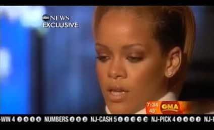 Rihanna on Good Morning America: Eff Love!