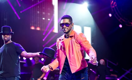 Usher Wins Primary Custody of Two Children