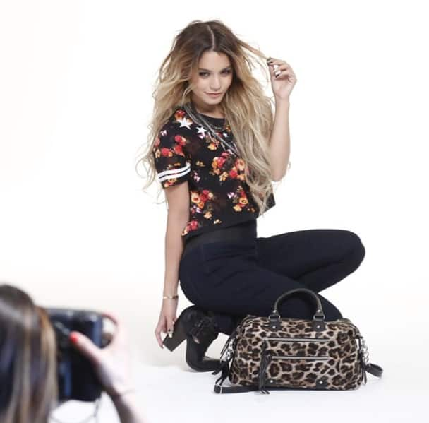 Vanessa Hudgens Models for Bongo Jeans