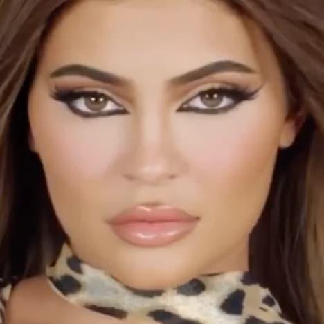 Kylie With Darker Skin