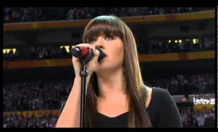 Kelly Clarkson Super Bowl National Anthem: Nailed or Failed?