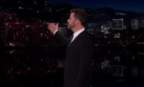 The Bachelorette: Announced on Jimmy Kimmel Live!