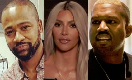 Columbus Short: Kim Kardashian is Controlling Kanye With WITCHCRAFT!