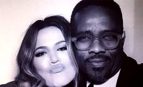 Khloe Kardashian and Tony Williams