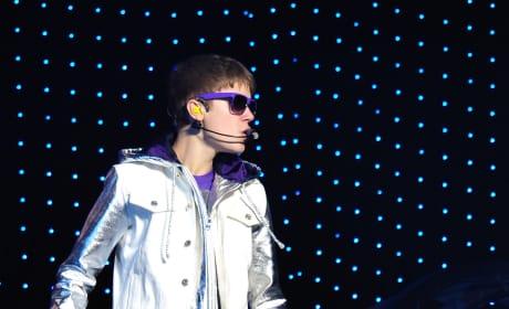 Justin Bieber Overseas