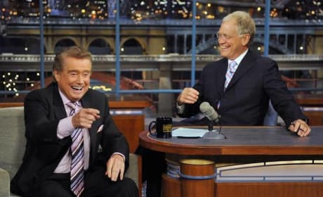 (Not) Live with Regis Philbin