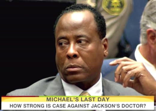 Dr. Conrad Murray on Trial
