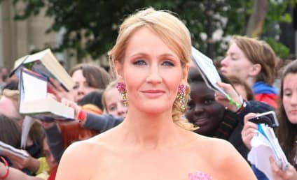J.K. Rowling Hints at New Harry Potter Book on Twitter?