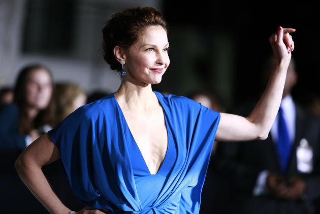 Ashley Judd at Divergent Premiere