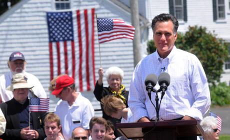 Would you vote for Mitt Romney or Barack Obama?
