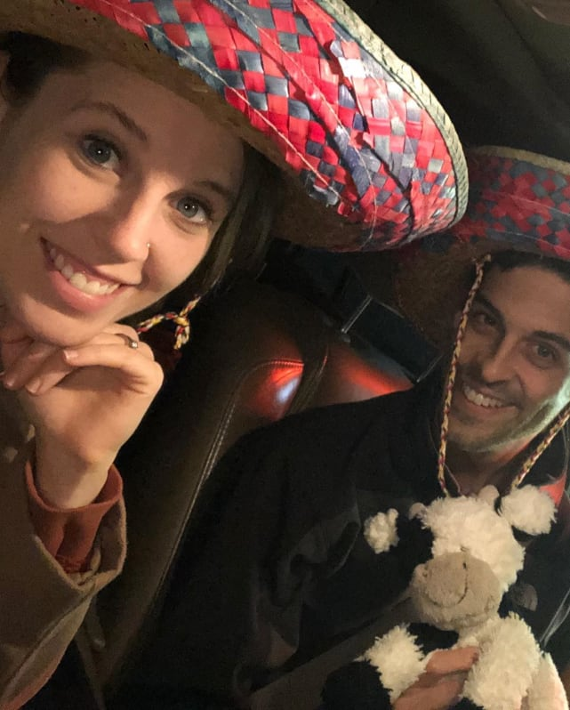 Jill duggar and derick dillard halloween 2019