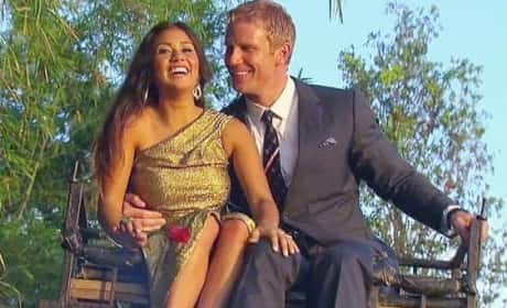 Catherine Giudici, Sean Lowe on The Bachelor