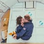 Nick Viall, Vanessa Grimaldi in Zero Gravity
