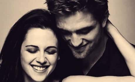 Kristen Stewart: Nervous to See Robert Pattinson!