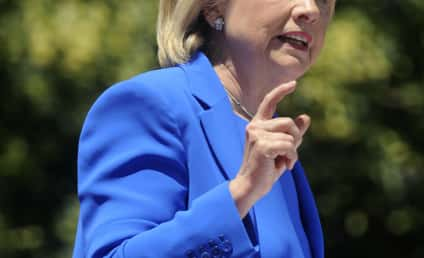 "Donald Trump Slams Hillary Clinton as ""Desperate and Sad"""